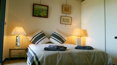 Photo for Le Lavendou Sea view apartment -  by Stay in the heart of...
