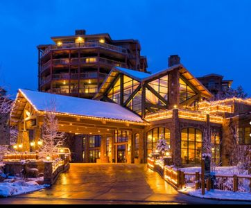 Photo for Luxury Two Bedroom Master Suite Ski in Ski out at Westgate Resort