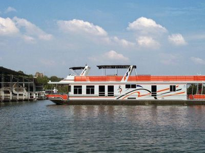 Photo for KokOasis - Houseboat & Breakfast - Good Times On the Tennessee River!