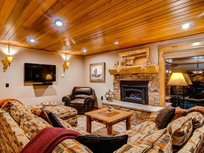 Photo for Heaven at 4 O'Clock: True Ski-In/Out Home w/ Sauna, Community Hot Tubs & Pool