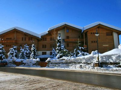 Photo for Superb modern studio in the centre of Verbier, close to the Place Central and a free ski bus shuttle