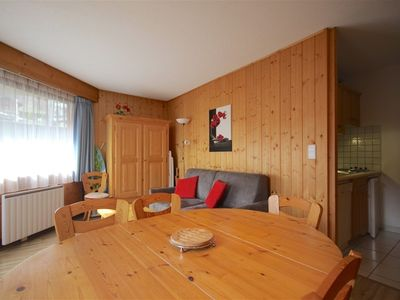 Photo for 1 bedroom apartment + coin montagne in Morzine