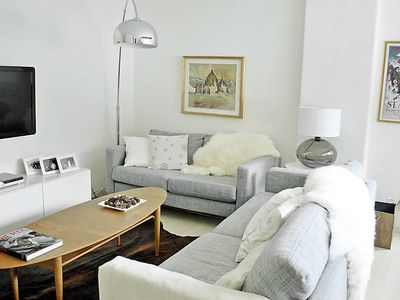 Photo for Apartment Residenz Bernasconi D48  in St. Moritz, Engadine - 4 persons, 2 bedrooms