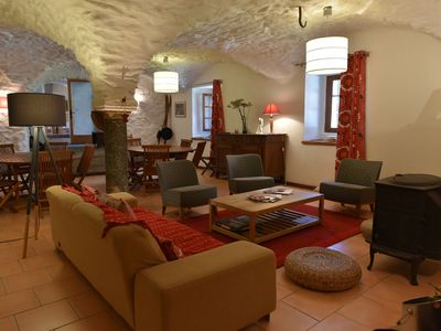 Photo for Country House *** 180m² in Casset, Serre Chevalier Valley 1500 - Summer / Winter