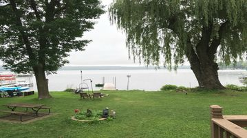 PROPERTY ON LITTLE GREEN LAKE --HANDICAP ACCESSIBLE -- ICE FISHER FRIENDLY