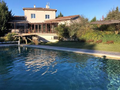 Photo for CLIMATEED LUXURY PROPERTY, Owner managed villa with private pool
