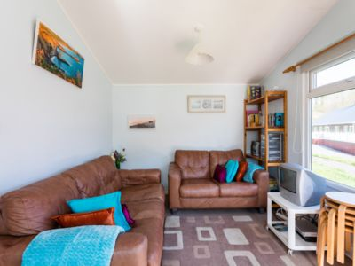 Photo for Milkwood, A lovely Three-bedroomed chalet, sleeps five
