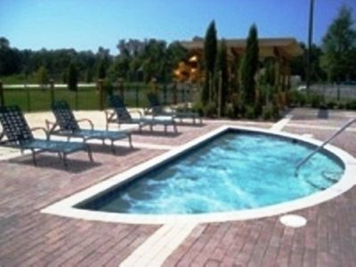 Photo for 3 Bedrooms Townhouse at Villas at Seven Dwarfs only 4 miles from Disney! - MB