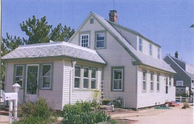 Photo for 3rd house from the Ocean: 1928 vintage garden home and cottage