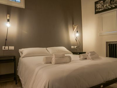 Photo for You will sleep in the historic center, in a newly renovated house designed for your needs