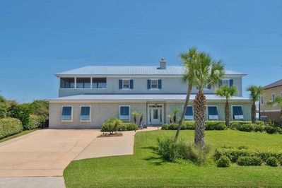 Ocean Blue: FL/GA Special.Oceanfront lawn ideal for weddings & family reunions.