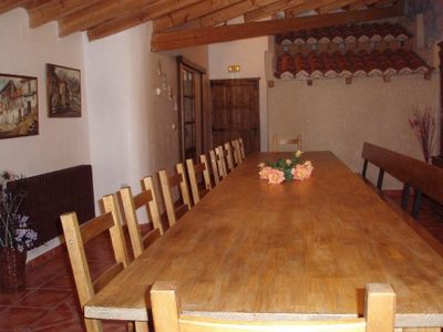 Photo for 6BR Cottage Vacation Rental in Manganeses de la Lampreana, Zamora