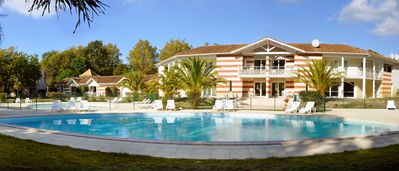Photo for Villa 3 bedrooms with pool Soulac-sur-Mer