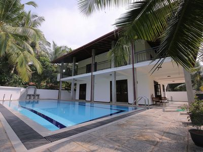 Photo for Sea coast Villa No 61 in Hikkaduwa