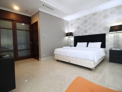 Photo for 3BR Primest Location The Capital Residence SCBD By Travelio