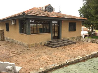 Photo for Finca los almendros, from 15 to 32 people, to enjoy without leaving home