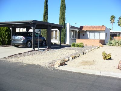 Photo for Centrally Located Desert Retreat