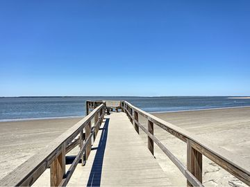 Back River Beach, Tybee Island, Georgia, United States