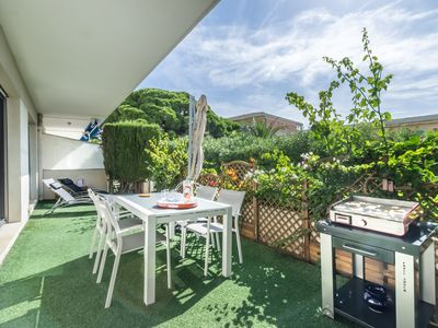 Photo for Rez of garden (6P) close to the beaches, the Suquet and the Croisette