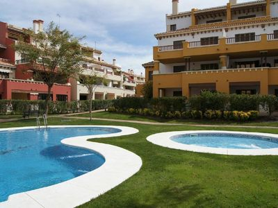 Photo for Holiday apartment Ayamonte for 1 - 6 persons with 2 bedrooms - Holiday apartment