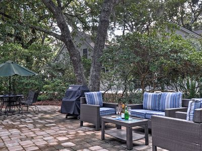 Photo for Family-Size Hilton Head Home in Sea Pines by Beach