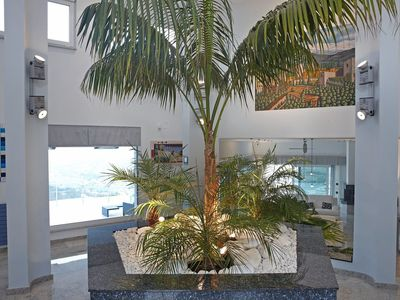 Photo for Beautiful apartment for 8 people with hot tub, A/C, WIFI, private pool, TV and parking