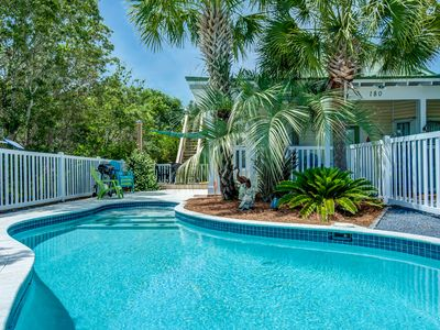 Photo for You will be CHARMED! 3 BEDROOM HOME - PERFECT for your 2018 BEACH GETAWAY!