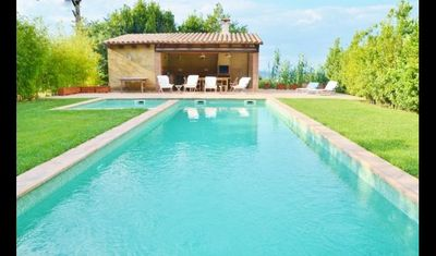 Photo for 10 bedroom Villa, sleeps 18 with Pool and FREE WiFi