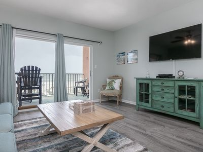 Photo for Enjoy Complimentary Beach Chairs with Tropic Isle #202 Condo in Gulf Shores
