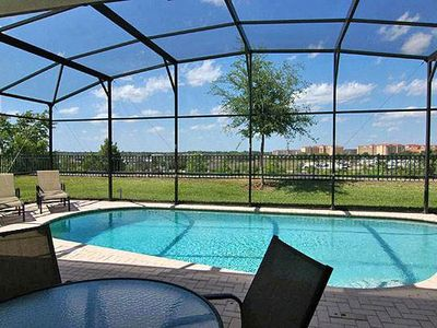 Photo for Aurora's Hideaway: 4M, Private Pool Area, 1 Mile to Disney!