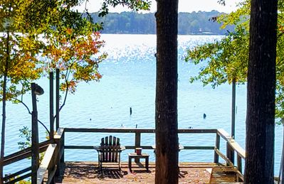 Photo for Waterfront Cabin on Toledo Bend Lake