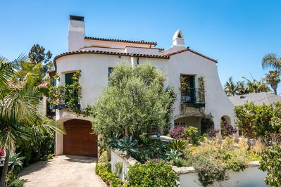 Exterior - Welcome to your gorgeous Santa Barbara Villa. This property is maintained and managed by TurnKey Vacation Rentals.