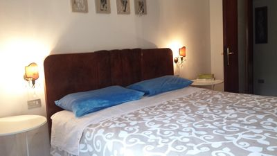 Photo for Apartment very close to the beach and in central area, self-catering