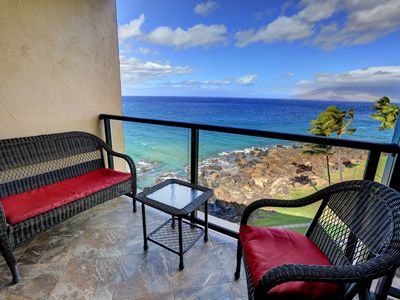 Photo for Amazing Fullly Remodeled 1 BDRM  - Starting @ $205.00/nt - Kihei Surfside #503