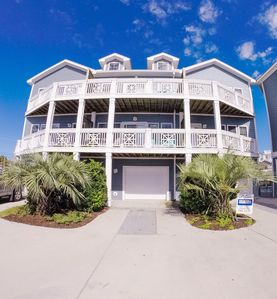 Photo for Ocean Front Townhouse With Pool