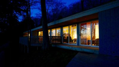 Photo for Good Hart Beach House on Lake Michigan. Cottage with Private Beach & Best Views!