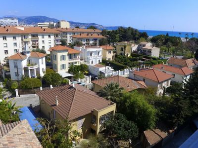Photo for Apartment Plein Soleil in Nice - 4 persons, 1 bedrooms