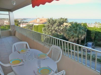Photo for T2 with stunning sea views