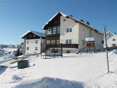 Photo for 120m² Holiday apartment with level in Kirchberg, in the heart of the Bavarian Forest.