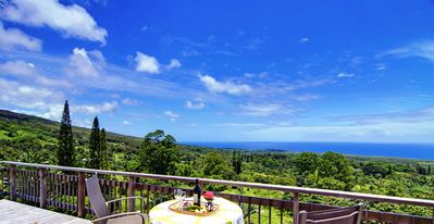 Photo for 360 Degree Ocean and Mountain Views From This Stunning Home.