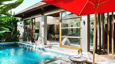 Photo for Villa Ria Seminyak- private villa in a great location close to Potatohead