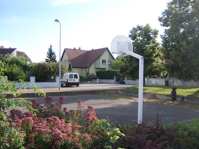 Photo for Holiday Flat in Alsace, in a quiet residential area close to downtown shops
