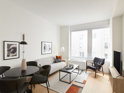 Photo for Premier 1BR in FiDi by Sonder