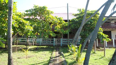 Photo for Beautiful and quiet beachfront house in Poneloya