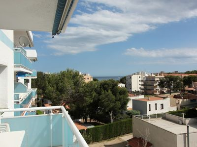 Photo for Apartment with views to the sea and the new promenade of Miami Platja