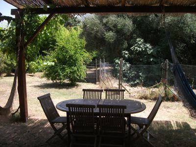 Photo for In Calvi villa, 100m2, quarter. quiet located 10 minutes walk to downtown and beach