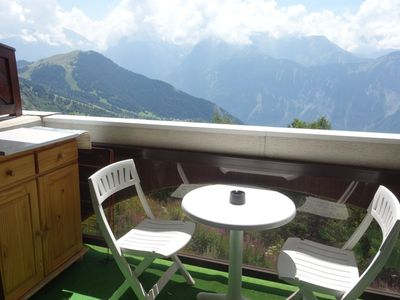 Photo for 1BR Apartment Vacation Rental in ALPE D'HUEZ