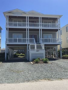 Photo for Beautiful Dune Home with Ocean and Waterway Views!