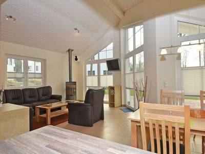 Photo for Strandhus Sellin House 2 - Strandhus Sellin F 535 House 2 with patio + sauna