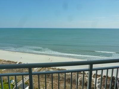 Photo for Luxurious Oceanfront w/Breathtaking Views, Lazy River/Pools/Hot Tub, Main Street